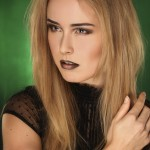 Nathalie Samson beauty portret fotoshoot