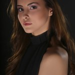 Romy casting fotoshoot miss nederland