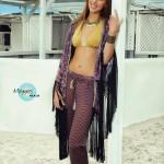 Fashion fotoshoot Meggies beach